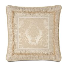 Charissa Polyester Border Collage Decorative Pillow