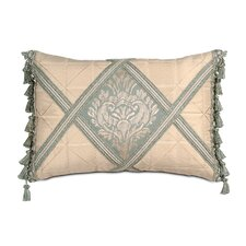 <strong>Eastern Accents</strong> Carlyle Polyester Diamond Insert Decorative Pillow