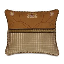 Fairmount Hand Painted Cord Decorative Pillow