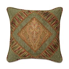 Glenwood Diamond Collage Decorative Pillow