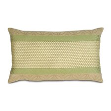 <strong>Eastern Accents</strong> Jaya Kaylan Leaf Insert Decorative Pillow