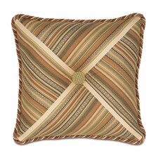 Kiawah Currituck Shell Tufted Decorative Pillow
