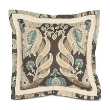 Kira Double Flange Decorative Pillow