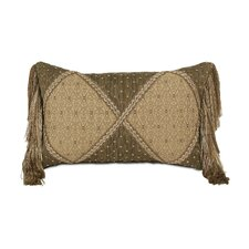 Nottingham Polyester Bridgeford Diamonds Decorative Pillow