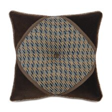 <strong>Eastern Accents</strong> Powell Polyester Garrett Diamond Tufted Decorative Pillow