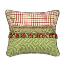 Portia Blight Rose Polyester Envelope Decorative Pillow