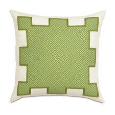 Portia Cato Polyester Stenciled Decorative Pillow