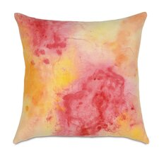 Portia Filly Hand Painted Polyester Decorative Pillow