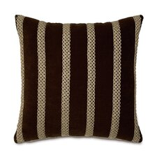 Shamwari Polyester Genet Decorative Pillow with Gimp