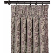 Mica Three-finger Curtain Single Panel