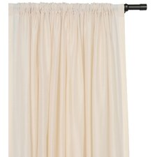 <strong>Eastern Accents</strong> Sadler Rod Pocket Curtain Single Panel