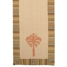 <strong>Eastern Accents</strong> Kiawah Folly Hand Painted Table Runner