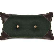 <strong>Eastern Accents</strong> MacCallum Gable Tufted Decorative Pillow