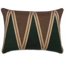 <strong>Eastern Accents</strong> MacCallum Gable Border Decorative Pillow