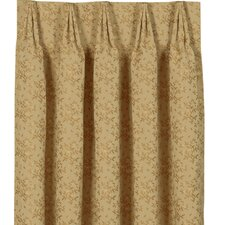 <strong>Eastern Accents</strong> Gabrielle Cotton Pleat Edora  Curtain Single Panel