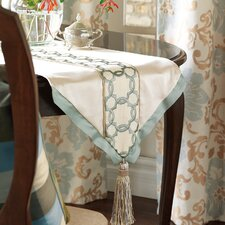 <strong>Eastern Accents</strong> Verlaine Insert Table Runner