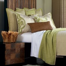 Jaya Button-Tufted Bedding Collection