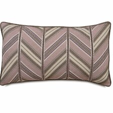 Mica Caffrey Polyester Diagonal Insert Decorative Pillow