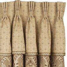 Nottingham Three-Finger Pleat Curtain Single Panel