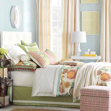 Portia Button-Tufted Bedding Collection