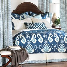 Ceylon Button-Tufted Bedding Collection