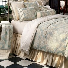 Carlyle Button-Tufted Bedding Collection