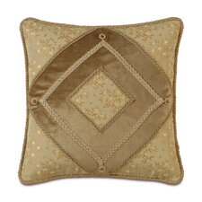 Gabrielle Edora Diamond Collage Decorative Pillow
