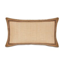 Kiawah Calappa Beach Border Decorative Pillow