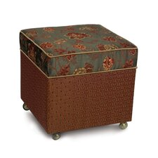 Minori Cube Ottoman