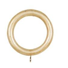 Capiz Shell Gemelina Curtain Ring (Set of 10)