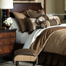 Aston Button-Tufted Bedding Collection