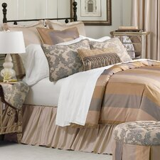 Memoir Button-Tufted Bedding Collection