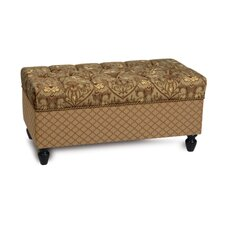 <strong>Eastern Accents</strong> Fairmount Ottoman