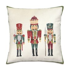 Deck The Halls The Nutcracker Decorative Pillow