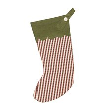 North Pole Drummer Drumming Stocking