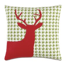 North Pole Prancer Decorative Pillow