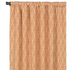 Dawson Rod Pocket Curtain Panel