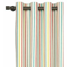 Arcadia Grommet Curtain Single Panel