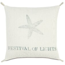 <strong>Eastern Accents</strong> Coastal Tidings Festival of Lights Pillow