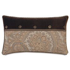 Powell Polyester Jackson Decorative Pillow Powell with Buttons