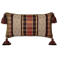 Broderick Polyester Candace Toffee Inserts Decorative Pillow
