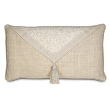 <strong>Eastern Accents</strong> Brookfield Polyester Hayes Blossom Envelope Decorative Pillow