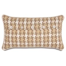 Churchill Polyester Colt Palomino Decorative Pillow with Buttons