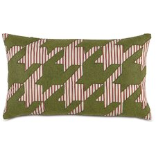 North Pole Reindeer Games Decorative Pillow