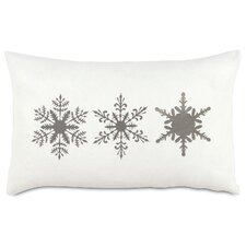 <strong>Eastern Accents</strong> Dreaming of a White Christmas Dreamsicle Pillow