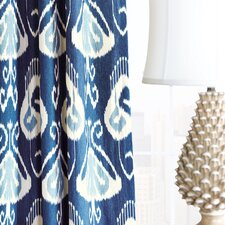 Ceylon Cotton Rod Pocket Curtain Single Panel
