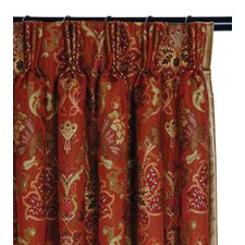 <strong>Eastern Accents</strong> Toulon Cotton Rod Pocket Curtain Single Panel