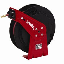 "0.38"" x 35', 4000 psi, General Industrial Grease Reel with Hose"