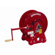 "0.25"" x 100', 200 psi, Gas Welding Reel without Hose"