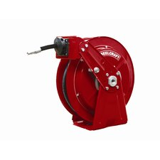 "0.25"" x 50', 5000 psi, Compact Grease Reel with Hose"